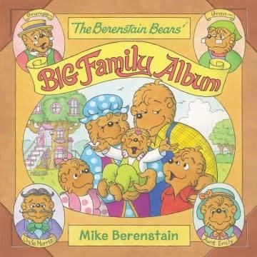 HarperFestival The Berenstain Bears' Big Family Album