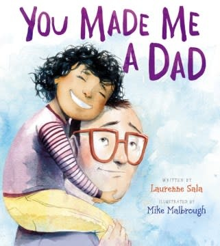 HarperCollins You Made Me a Dad