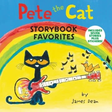 HarperCollins Pete the Cat Storybook Favorites