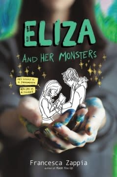 Greenwillow Books Eliza and Her Monsters