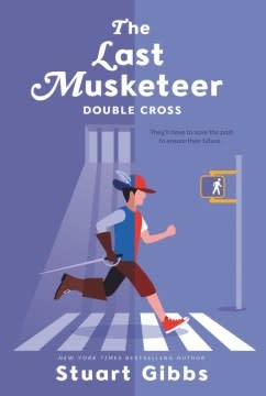 HarperCollins The Last Musketeer #3: Double Cross