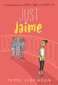 Balzer + Bray Adventures in Middle School 03 Just Jaime