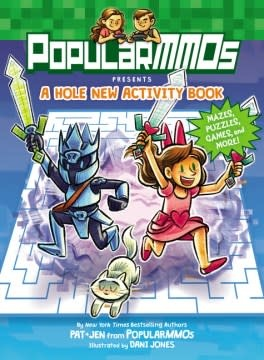 HarperCollins PopularMMOs Presents: A Hole New Activity Book