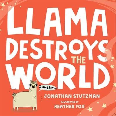 Henry Holt and Co. (BYR) Llama Destroys the World