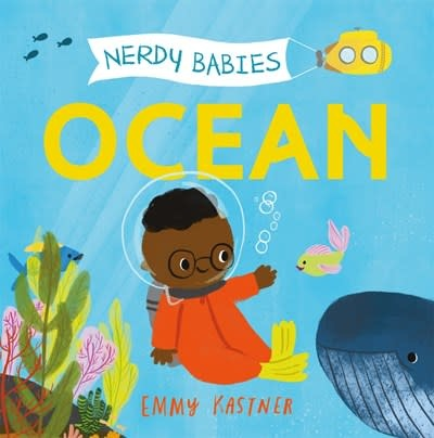 Roaring Brook Press Nerdy Babies: Ocean