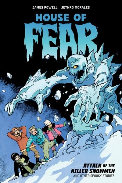 Dark Horse Books House of Fear: Attack of the Killer Snowmen and Other Stories
