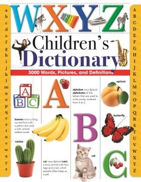 Racehorse for Young Readers Children's Dictionary