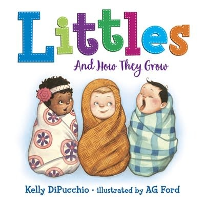 Doubleday Books for Young Readers Littles: And How They Grow
