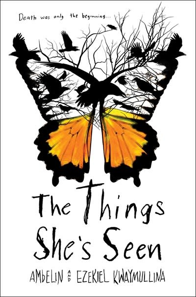 Knopf Books for Young Readers The Things She's Seen