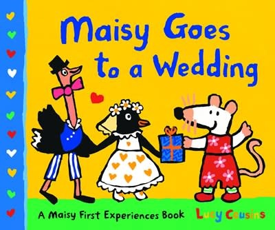 Candlewick Maisy Goes to a Wedding