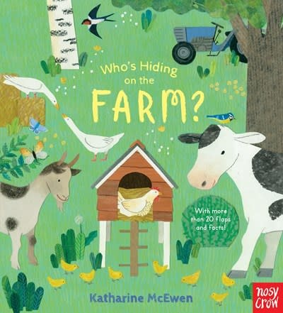 Nosy Crow Who's Hiding on the Farm?