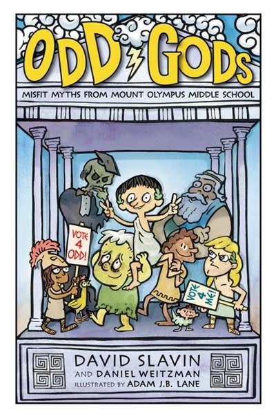 HarperCollins Odd Gods
