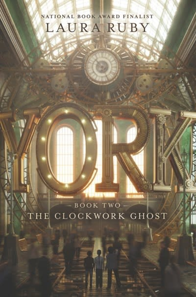 Walden Pond Press York: The Clockwork Ghost