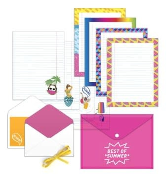 Clarkson Potter Best of Summer Stationery