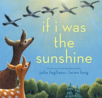 Atheneum Books for Young Readers If I Was the Sunshine