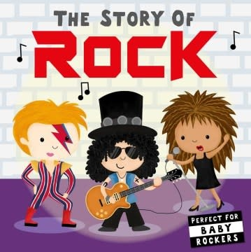 Silver Dolphin Books Story of Rock
