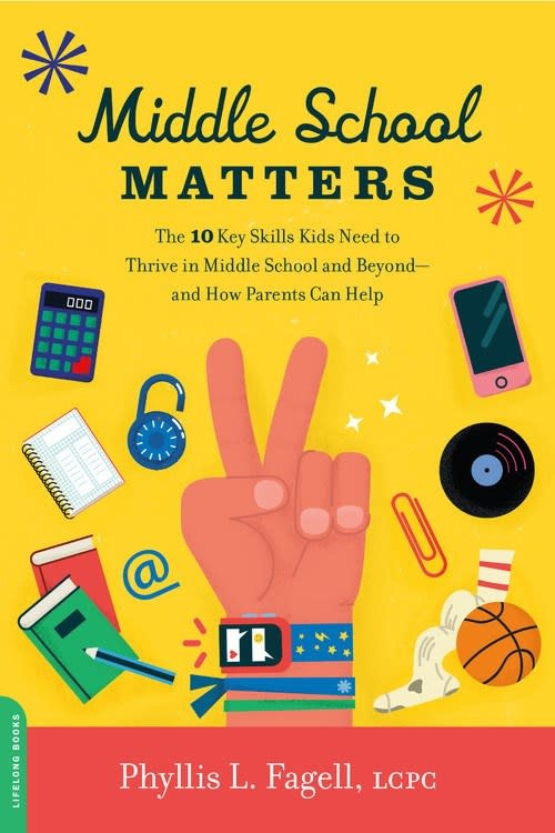 Da Capo Lifelong Books Middle School Matters