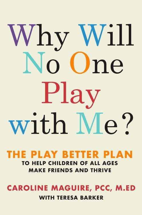 Grand Central Publishing Why Will No One Play with Me?