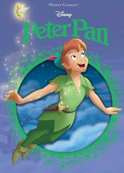 Printers Row Disney Peter Pan