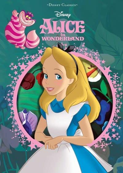 Printers Row Disney Classics: Alice in Wonderland