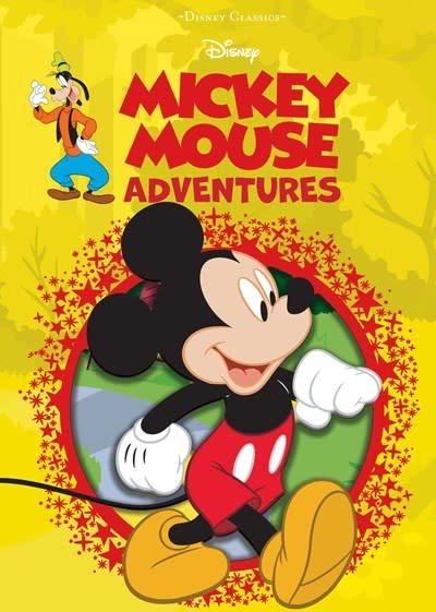 Printers Row Disney Mickey Mouse Adventures
