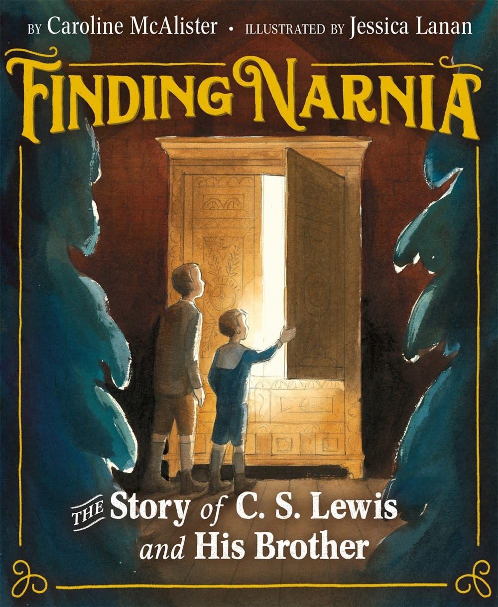 Roaring Brook Press Finding Narnia
