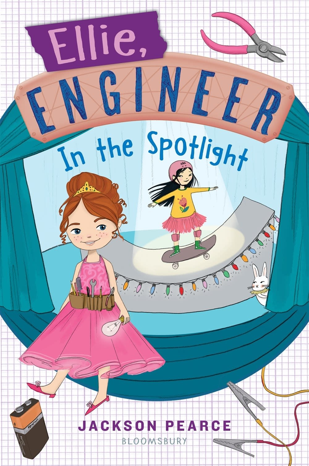 Bloomsbury Children's Books Ellie, Engineer: In the Spotlight