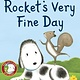 Random House Books for Young Readers Rocket's Very Fine Day (Step-Into-Reading, Lvl 1)