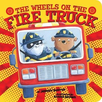 Little Simon The Wheels on the Fire Truck