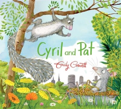 Simon & Schuster Books for Young Readers Cyril and Pat