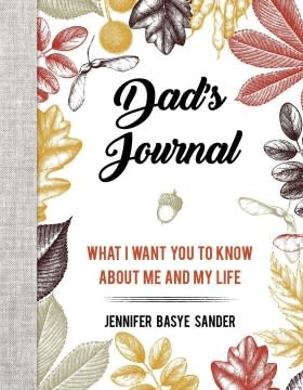 Skyhorse Dad's Journal