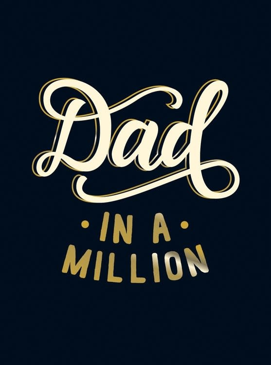 Summersdale Dad in a Million