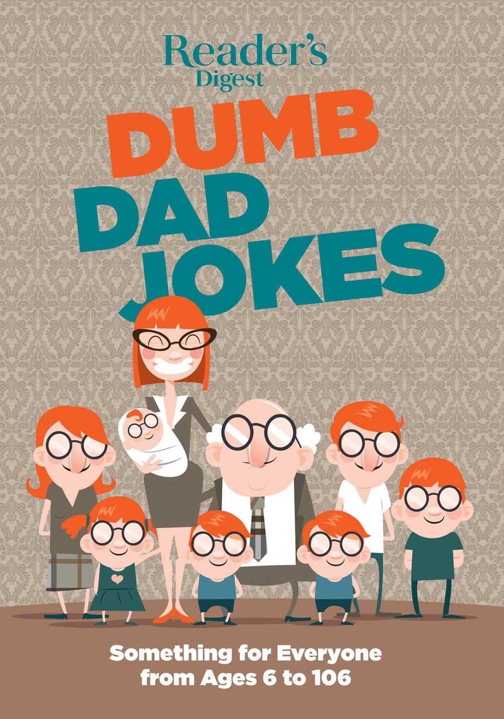Reader's Digest Reader's Digest Dumb Dad Jokes