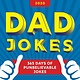 Sourcebooks 2020 Dad Jokes Boxed Calendar