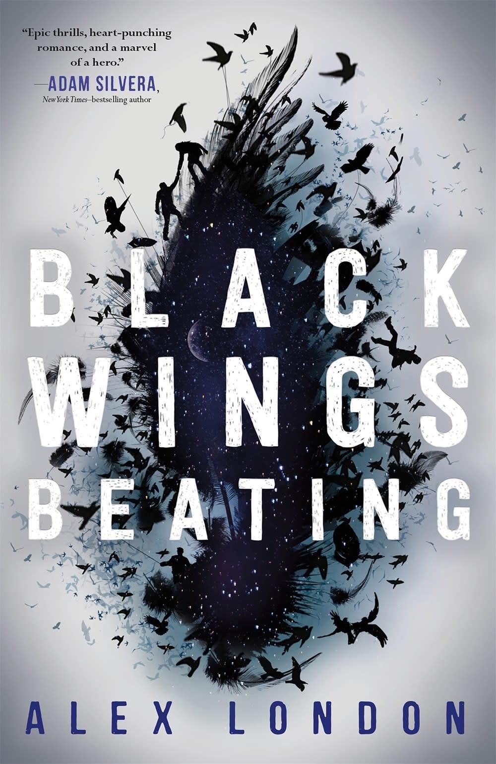 Square Fish Skybound Saga 01 Black Wings Beating