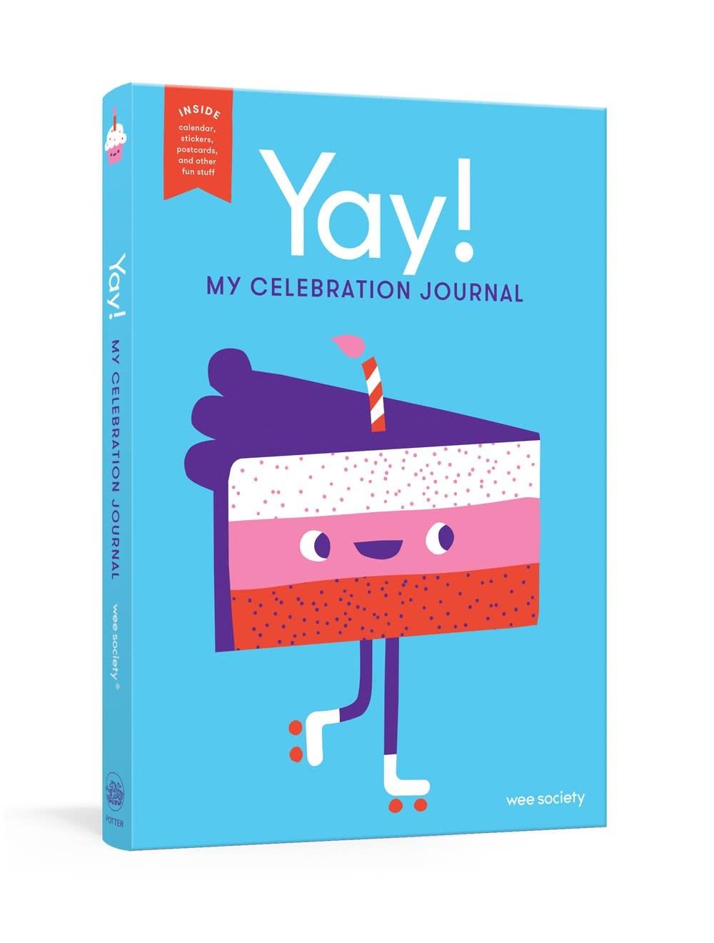 Clarkson Potter Yay! My Celebration Journal