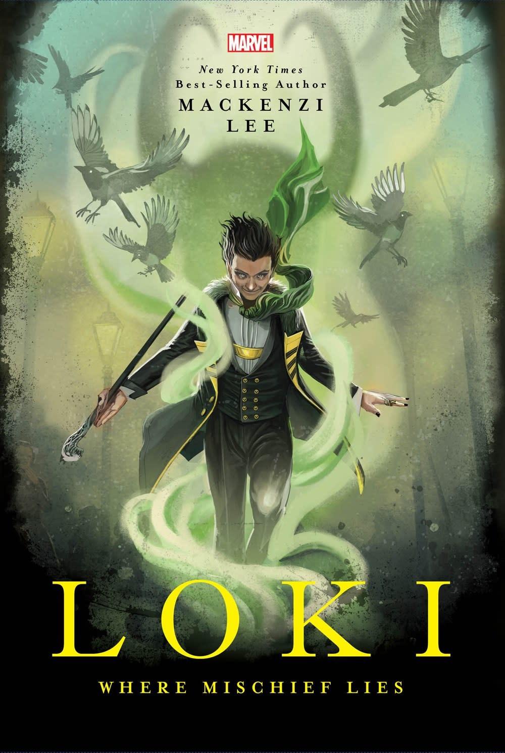 Marvel Press Loki: Where Mischief Lies