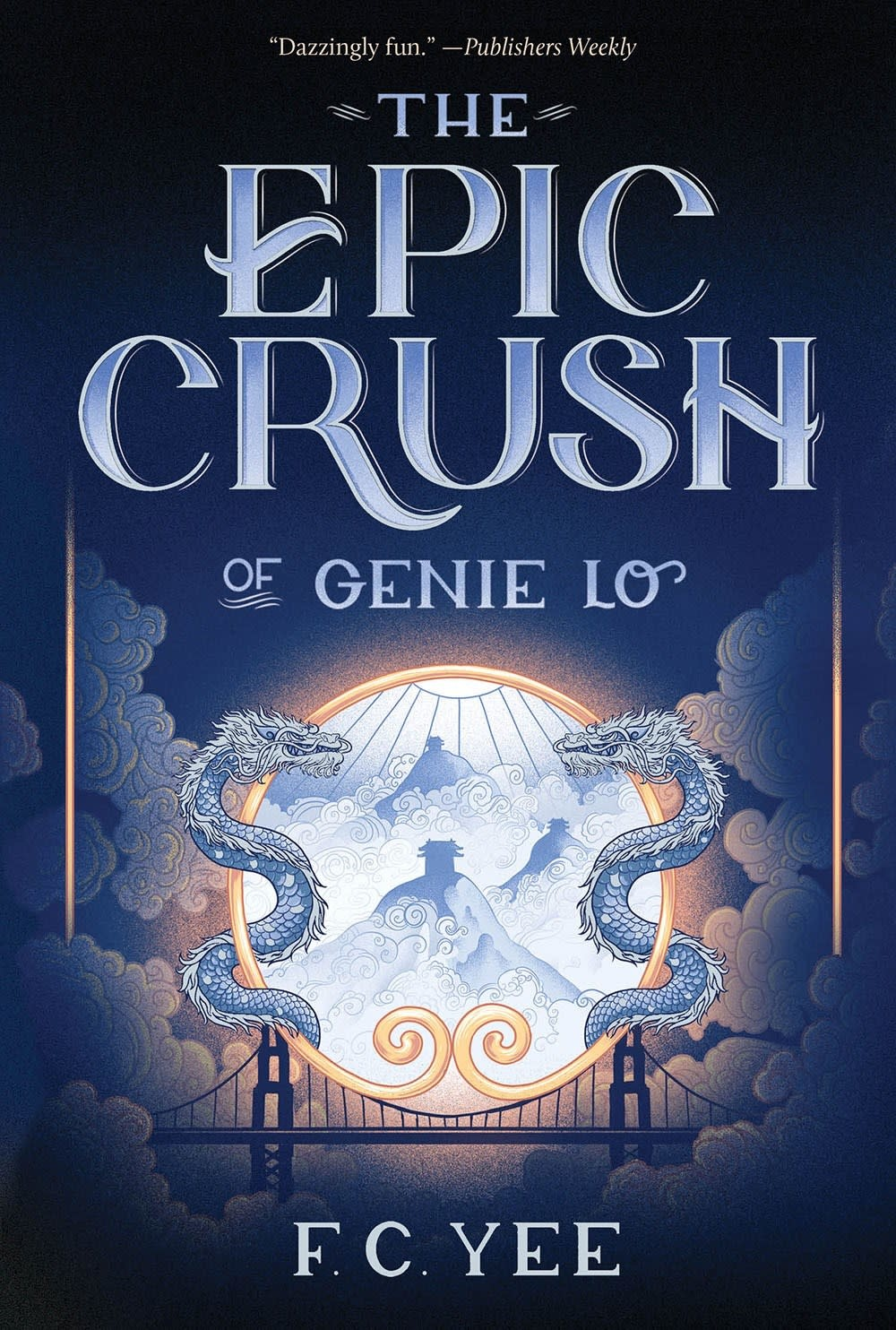 Amulet Paperbacks The Epic Crush of Genie Lo