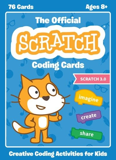 No Starch Press Scratch Coding Cards, 2nd Edition