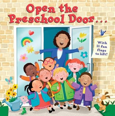 Random House Books for Young Readers Open the Preschool Door