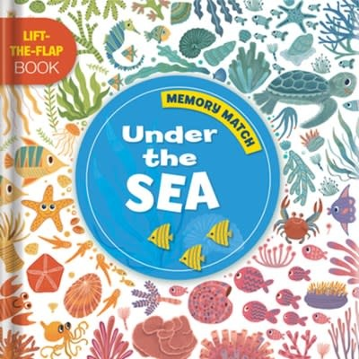 CrackBoom! Books Memory Match: Under The Sea