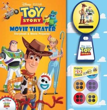 Printers Row Disney/Pixar Toy Story Movie Theater