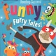 Cartwheel Books Kindergarten A-D Reader Box Set - Funny Furry Tales (Scholastic Early Learners)