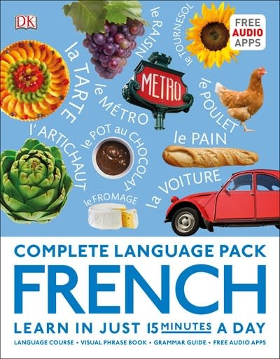DK Complete Language Pack French