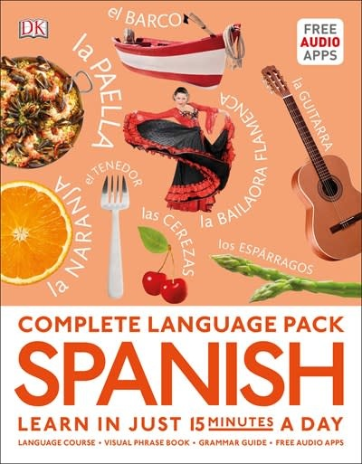DK Complete Language Pack Spanish