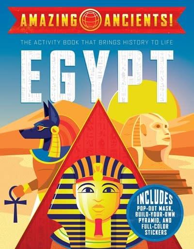 Penguin Workshop Amazing Ancients!: Egypt