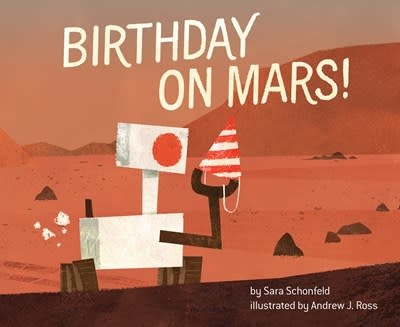Penguin Workshop Birthday on Mars!