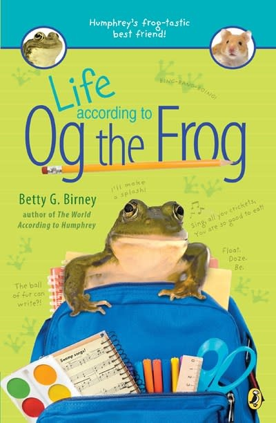 Puffin Books Life According to Og the Frog