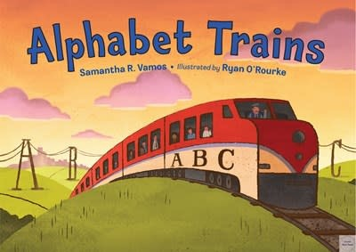 Charlesbridge Alphabet Trains