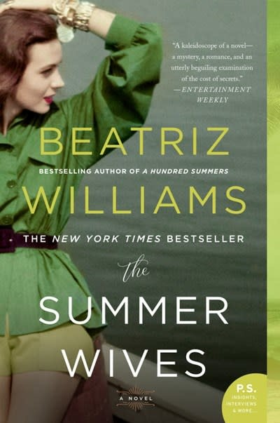 William Morrow Paperbacks The Summer Wives